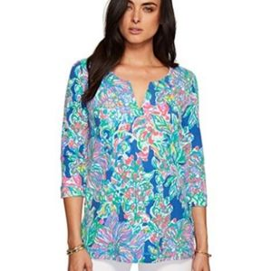 Lilly Pulitzer XL women's top
